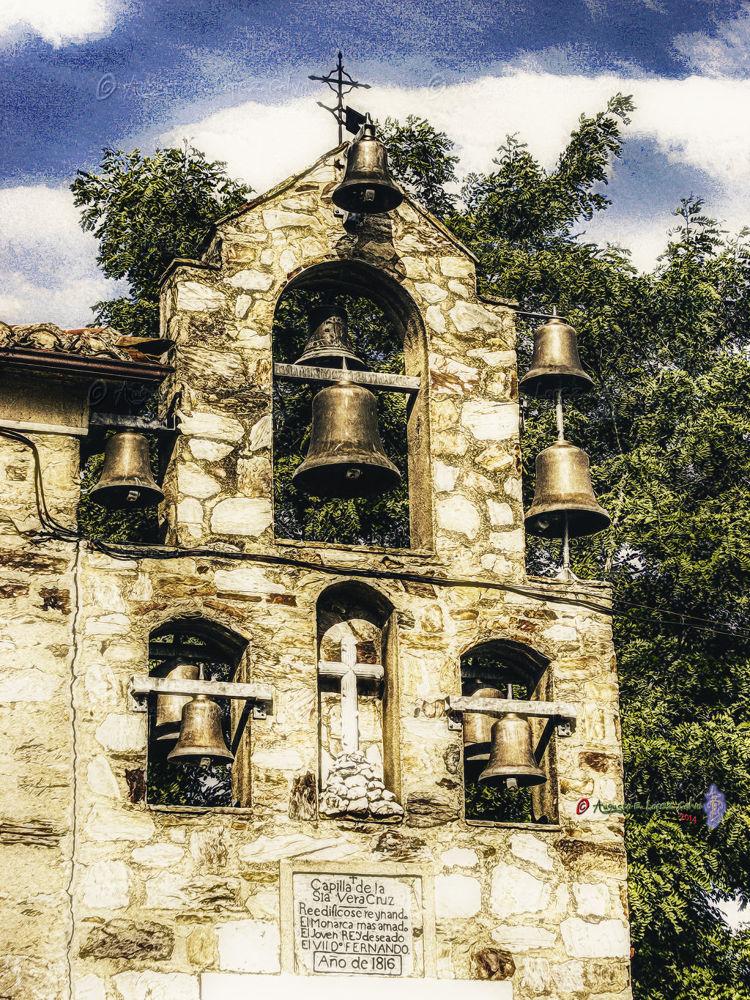 Capilla de la Vera Cruz. Astorga. León. España by Augusto E. López Calvo