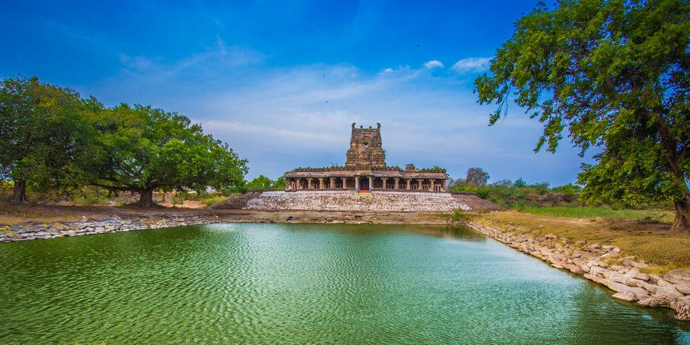 Sri Sanjeevi Rayar temple, Ayyangar Kulam by Raj Marlecha
