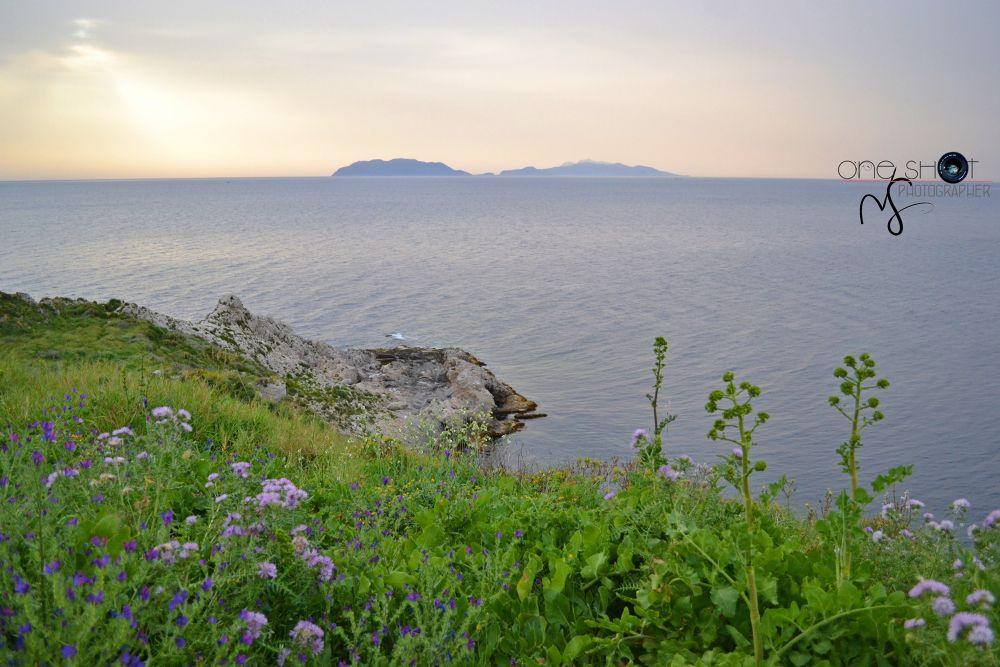 Capo Milazzo, Sicily by NoemiSava