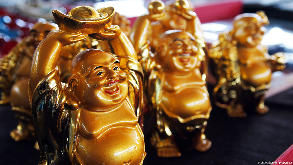 Buddha clones by DuskoKovacic