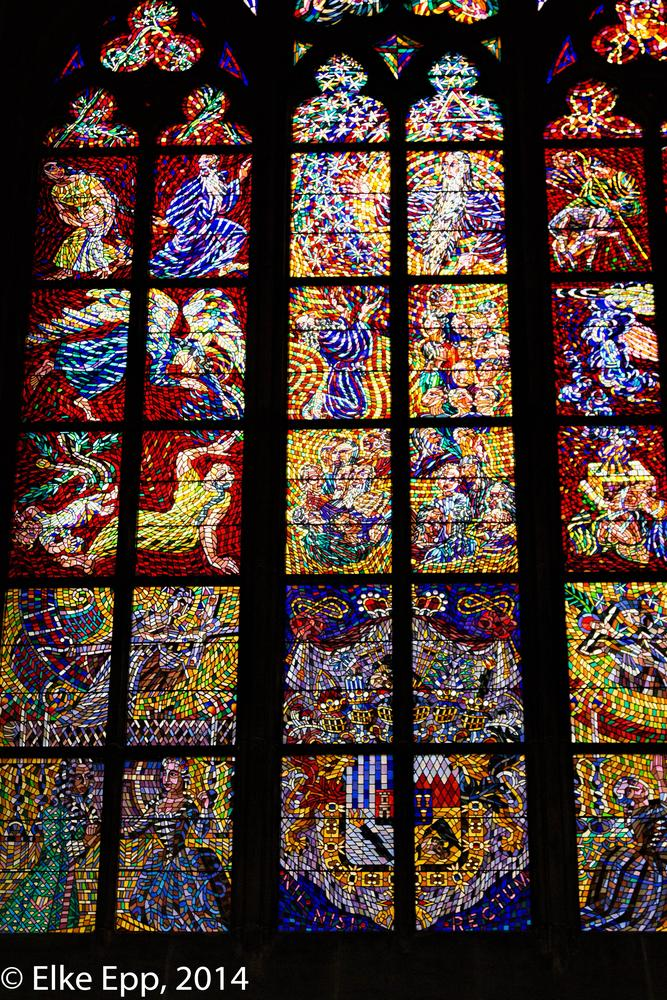 Stained Glass Window by elkeepp