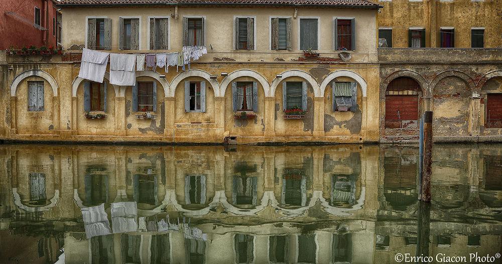 Reflection by Enrico Giacon