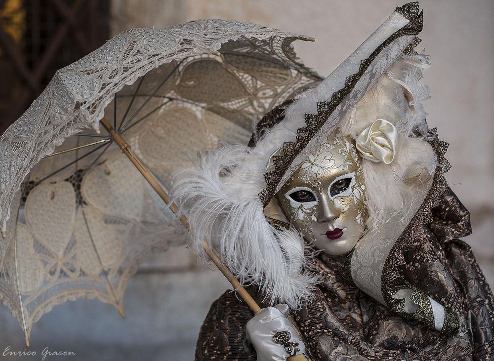Venice Carnival by Enrico Giacon