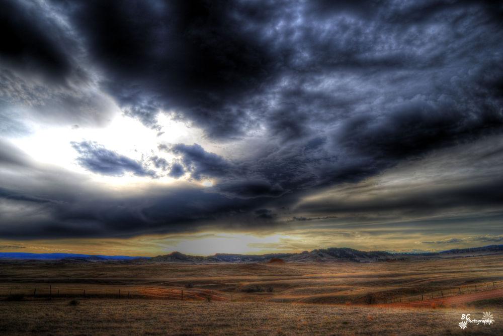 Stormy Night by alisadoolan