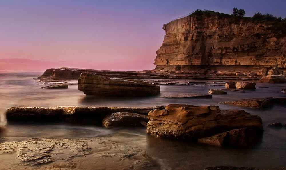 The Skillion, Terrigal, NSW by woywoyphotography