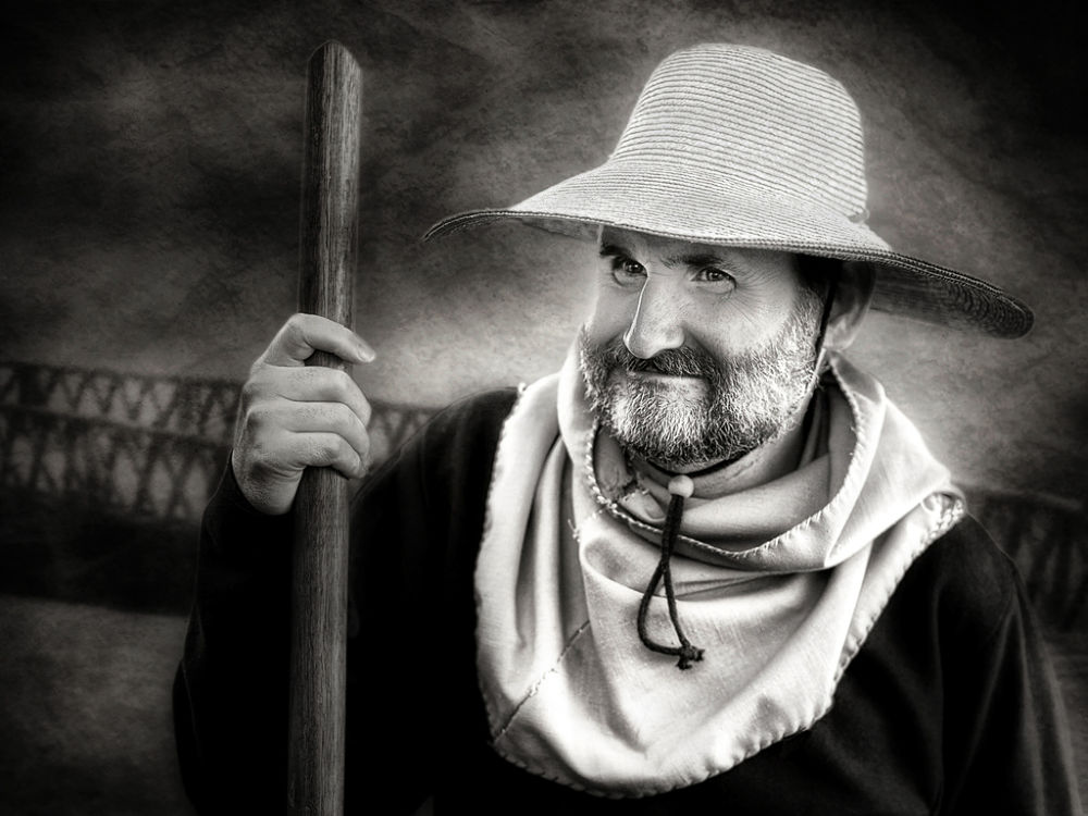 The Peasant Farmer by woywoyphotography