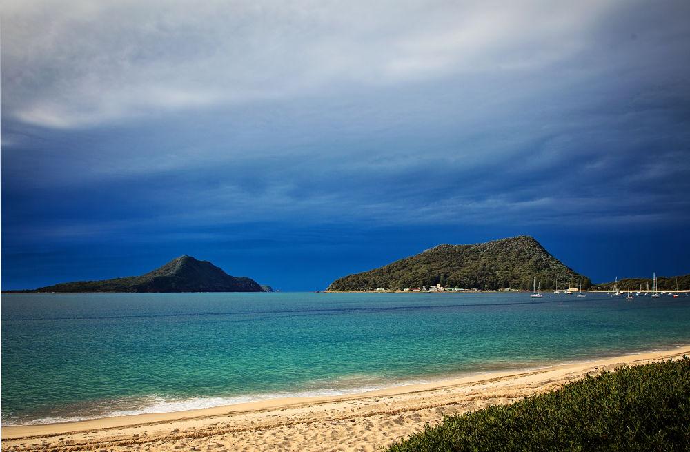Nelson Bay, NSW, Australia by woywoyphotography