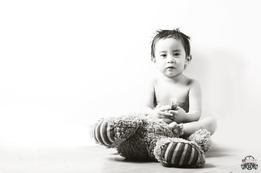 The Child by aninOOO