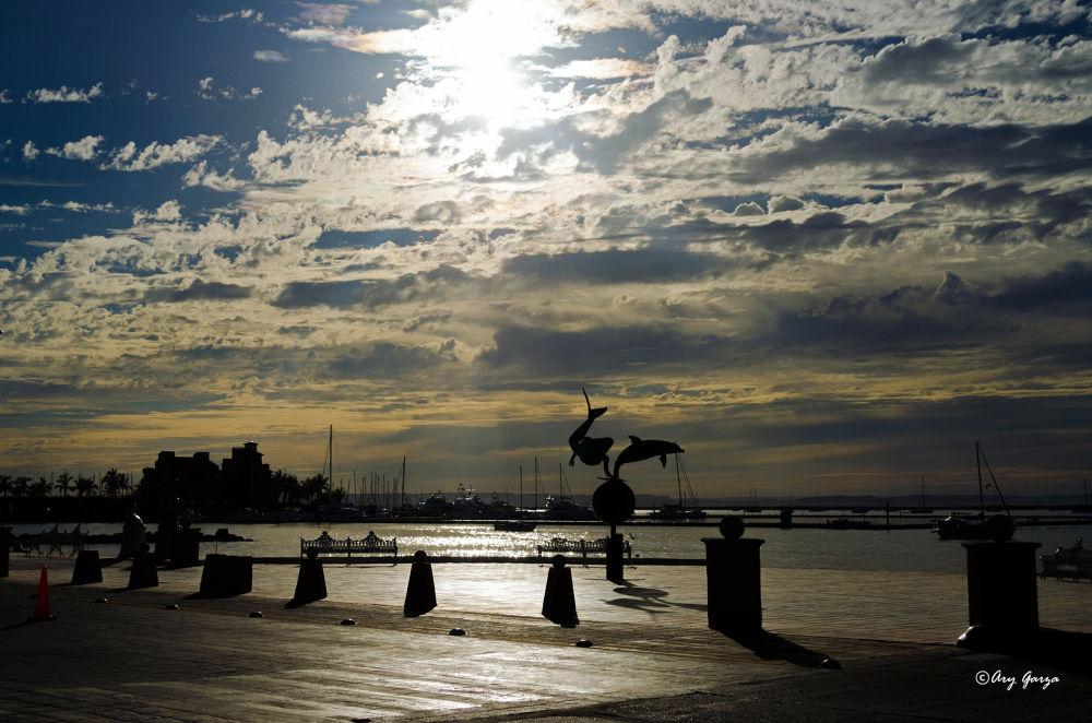 Malecón La Paz,BCS by ary