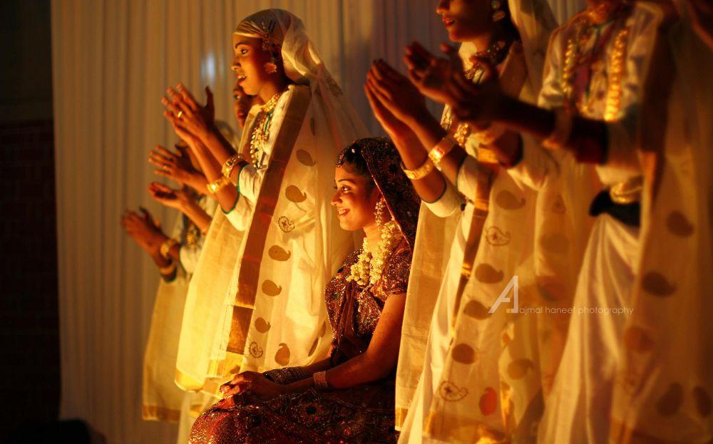 Kerala Muslim Wedding by ajmalhaneef