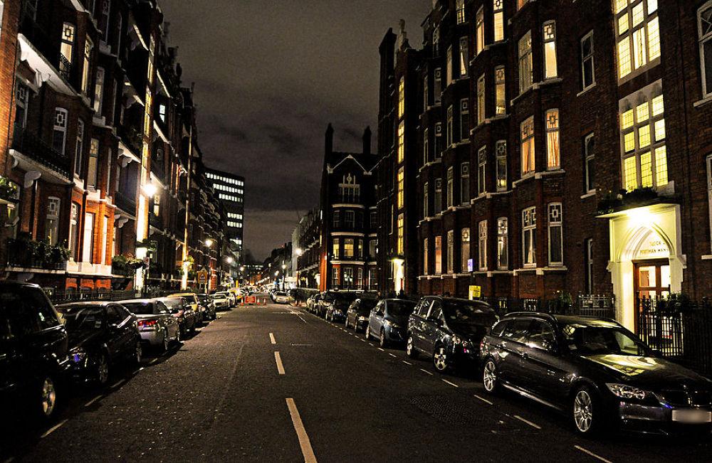 baker street by Arch X.A