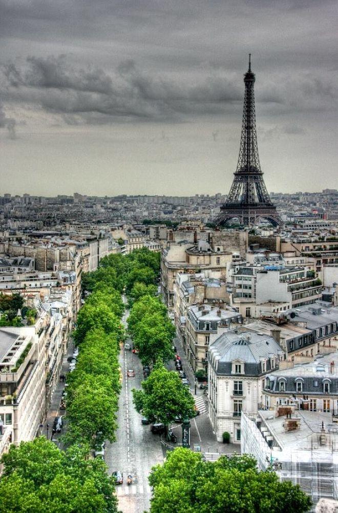 paris by Arch X.A