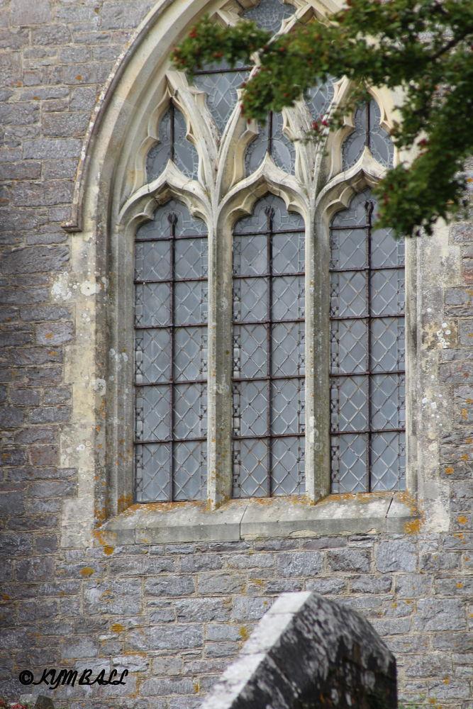 CHURCH WINDOW by kymball58