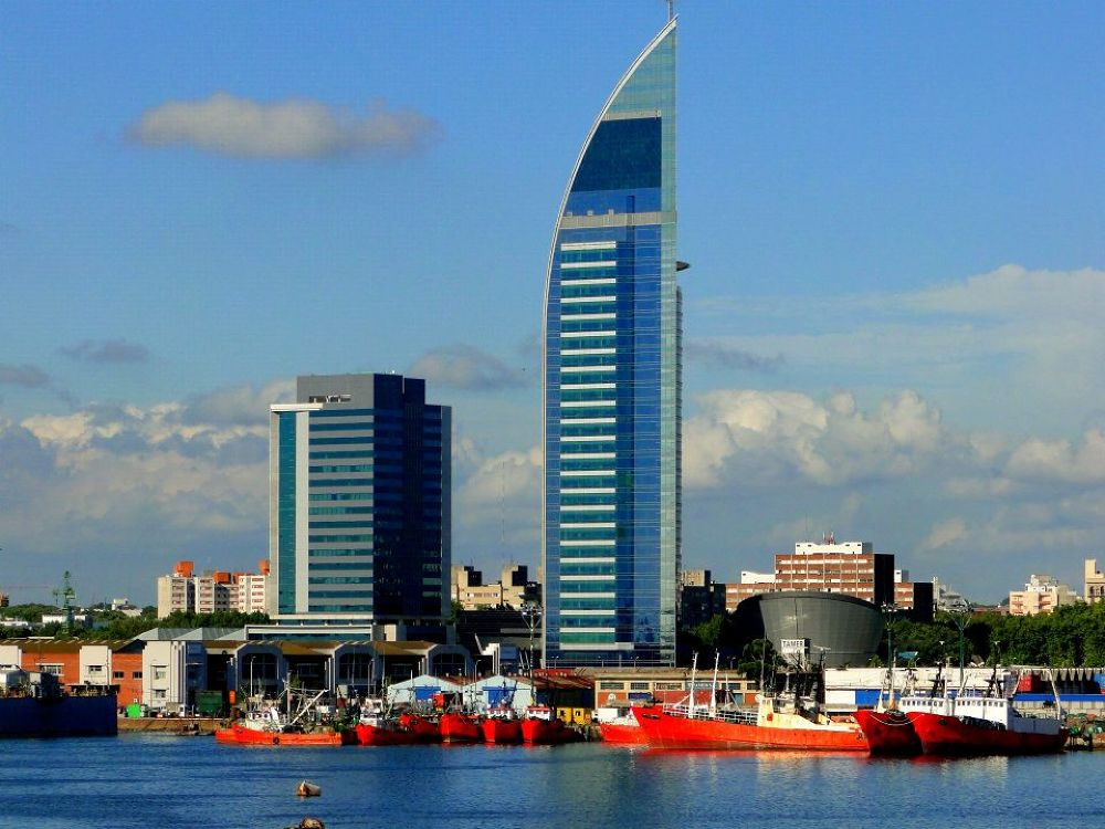 Montevideo-Uruguay by Joselito Nardy Ribeiro
