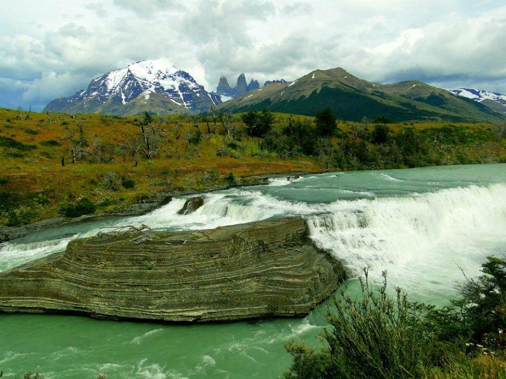 Torres del Paine, Chilean Patagonia. by Joselito Nardy Ribeiro