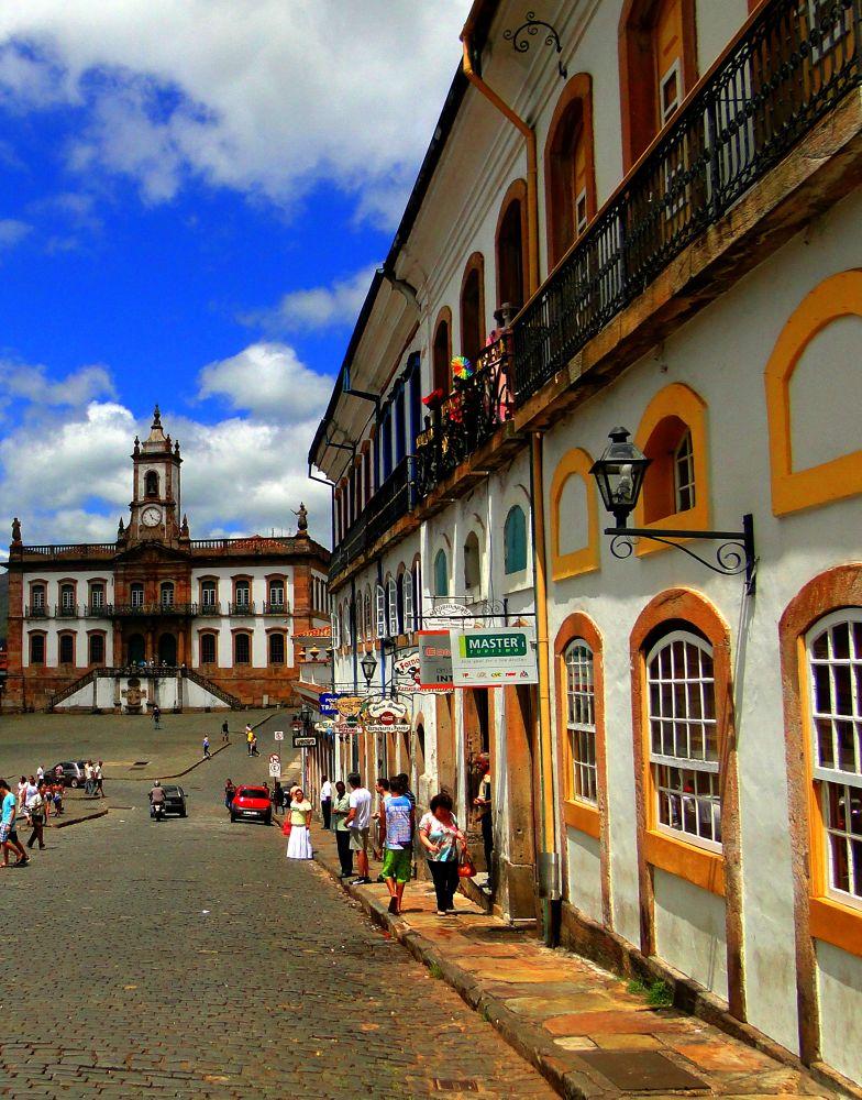 Ouro Preto-MG, Brazil. by Joselito Nardy Ribeiro