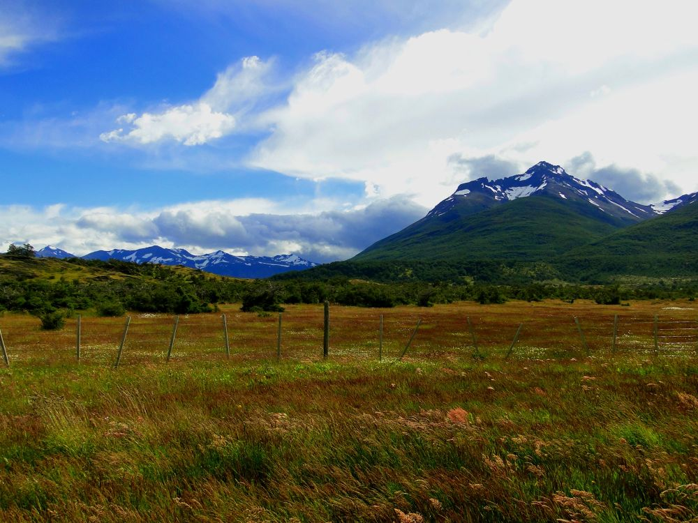 Summer in Chilean Patagonia by Joselito Nardy Ribeiro