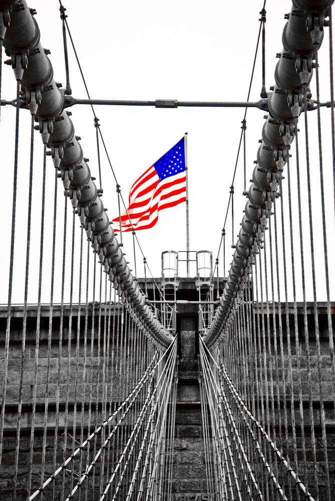 Photo in Random #new york #ny #brooklyn bridge