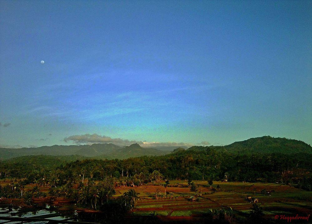 Alam pemandangan di Taba Penanjung Bengkulu by Haqqadirrauf
