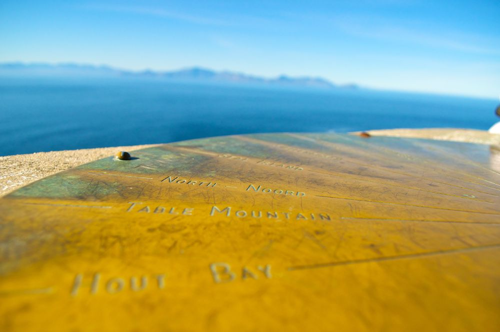 Cape Point Rosette by Grégory Hallé Petiot