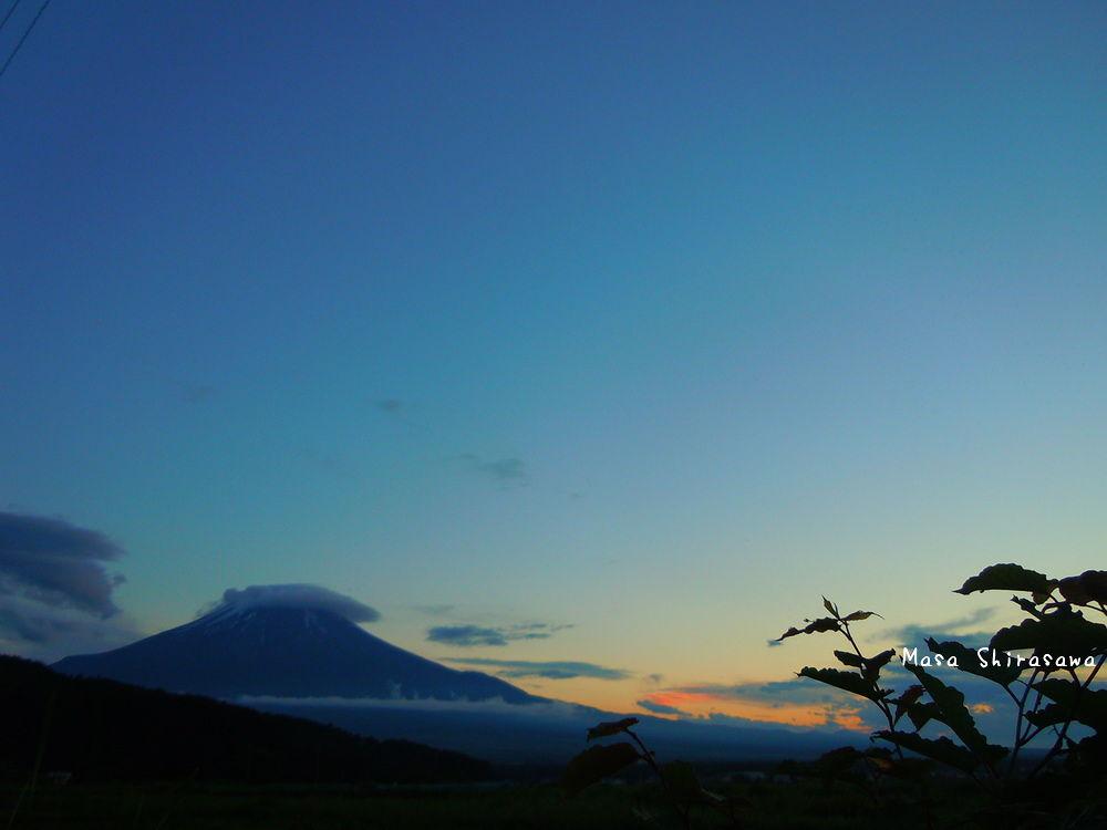 Mount Fuji Japan by masayukishirasawa1