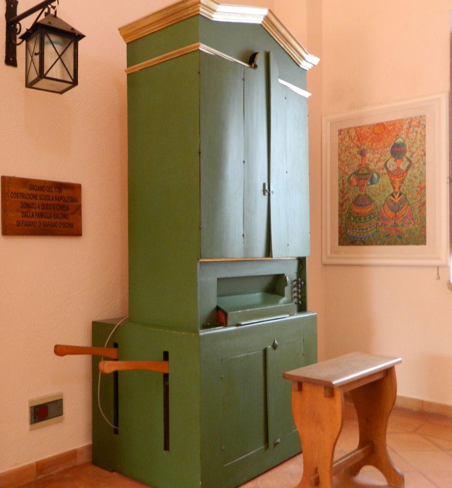 organo del 1700 by elenapreutu