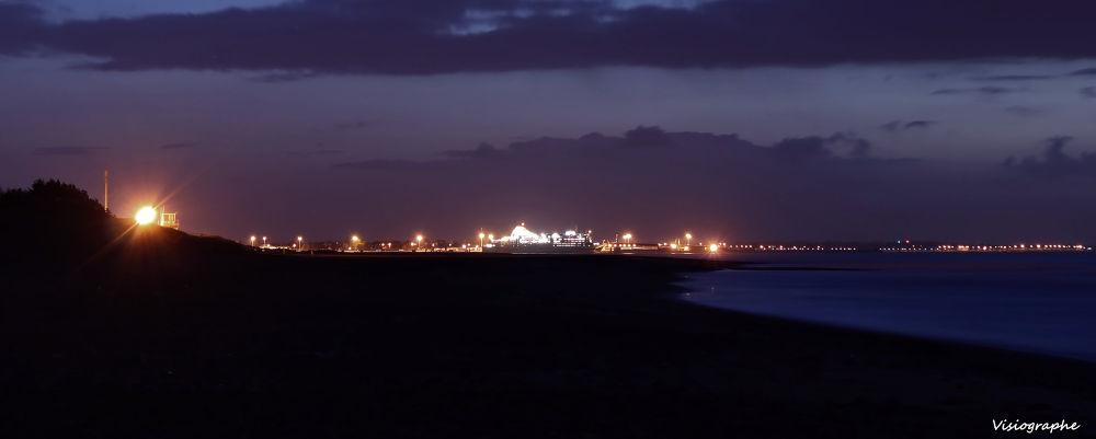 Cabourg la nuit... by vincentlecaude3