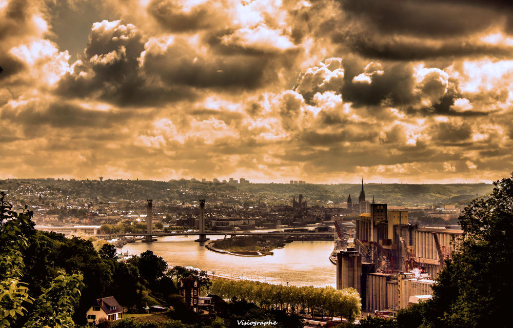 Rouen... by vincentlecaude3