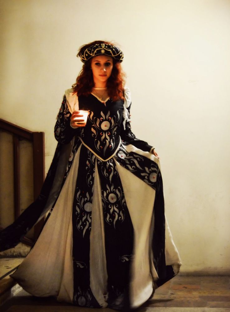 Dama rinascimentale by Guendalina Quattrocchi