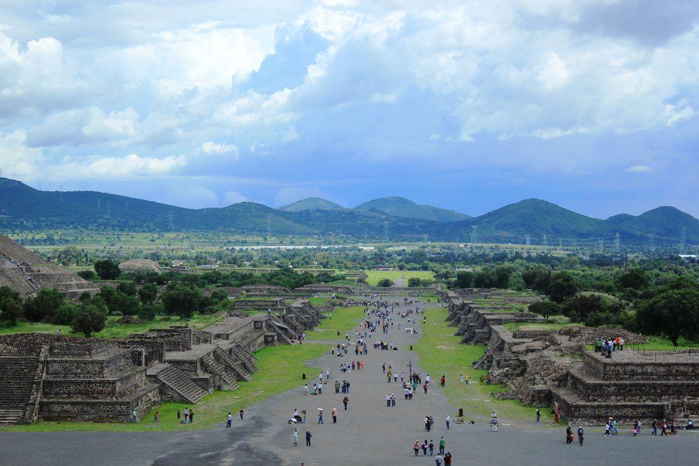 Teotihuacan by ckchamorro