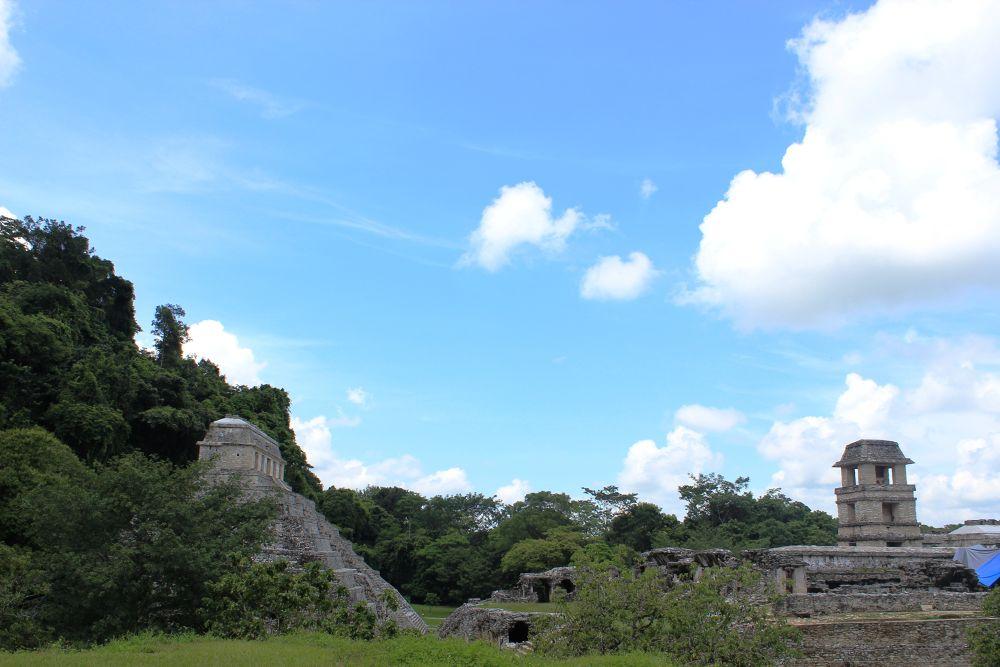 Mayas II Palenque by ckchamorro