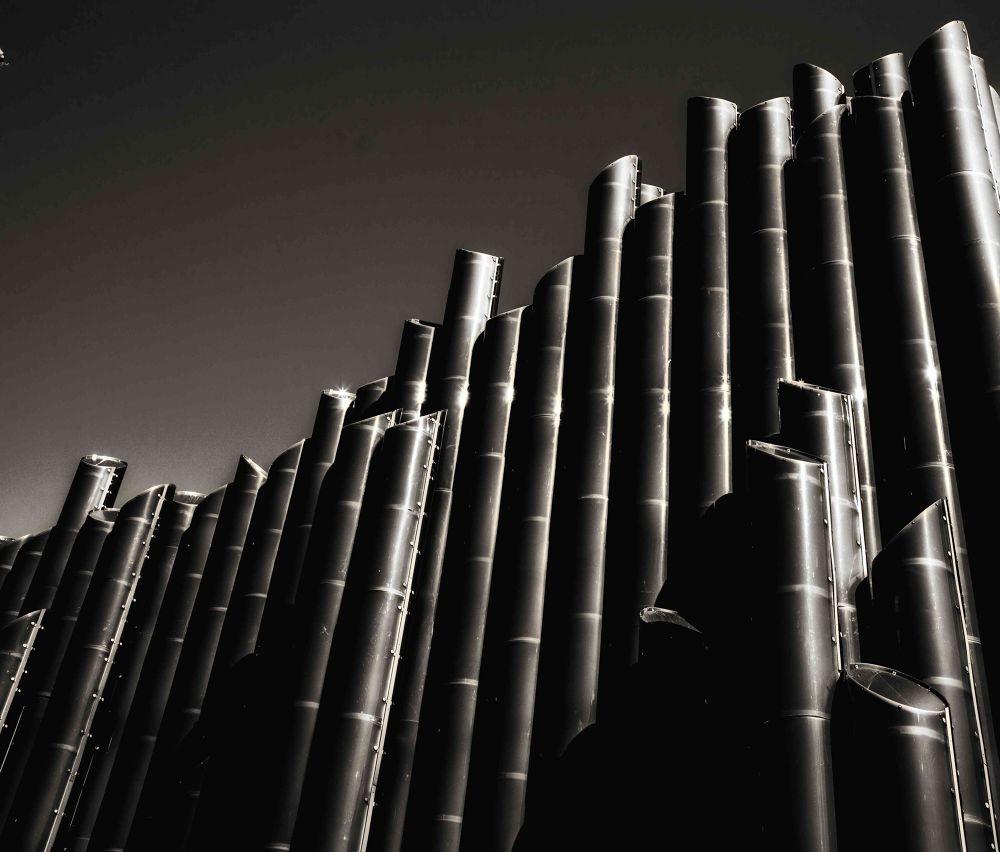 les orgues dans l'univers... by photomagaflor