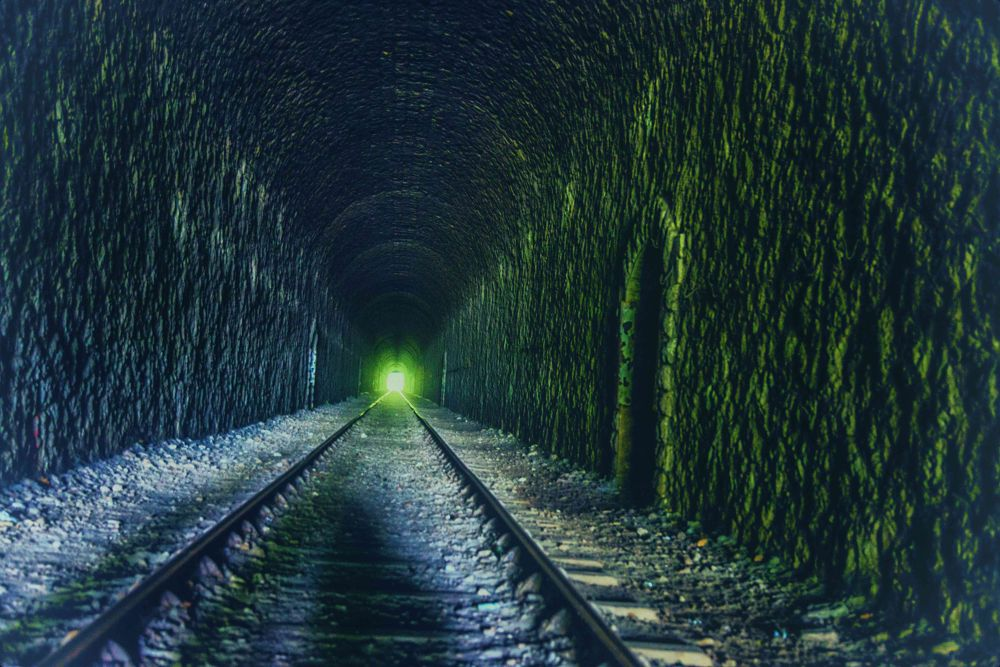 saint rimay le tunnel by photomagaflor