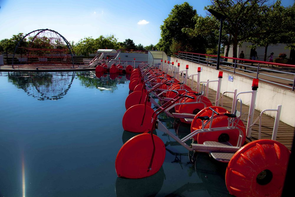 parc d'eau by photomagaflor
