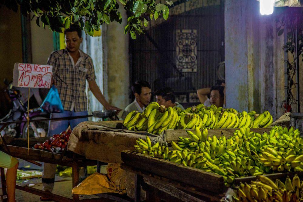 mon vendeur de bananes by photomagaflor