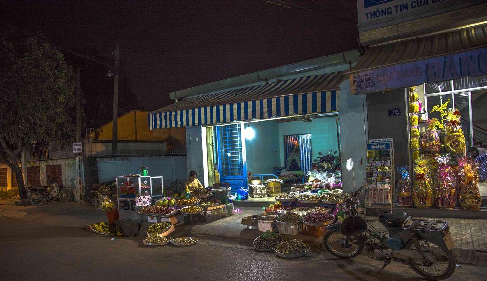 Photo in Cityscape #magaflor #saigon #etale #marché