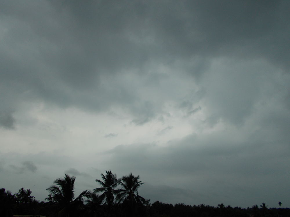cloudy today by Subho6222