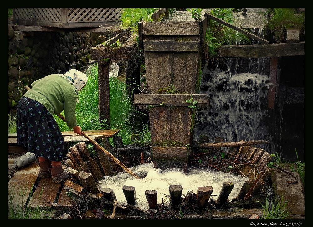 """Maramures County, Romania - Old tradition ( """"Valtoare"""") by Catana Cristian-Alexandru"""