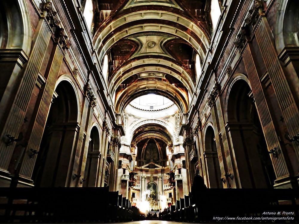 Convent of Mafra by Antonio Pronto