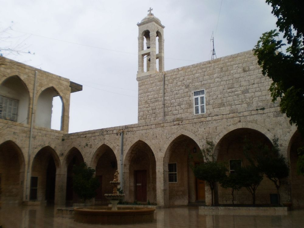 Greek Orthodox Monastery by sakabedoyan  Jack