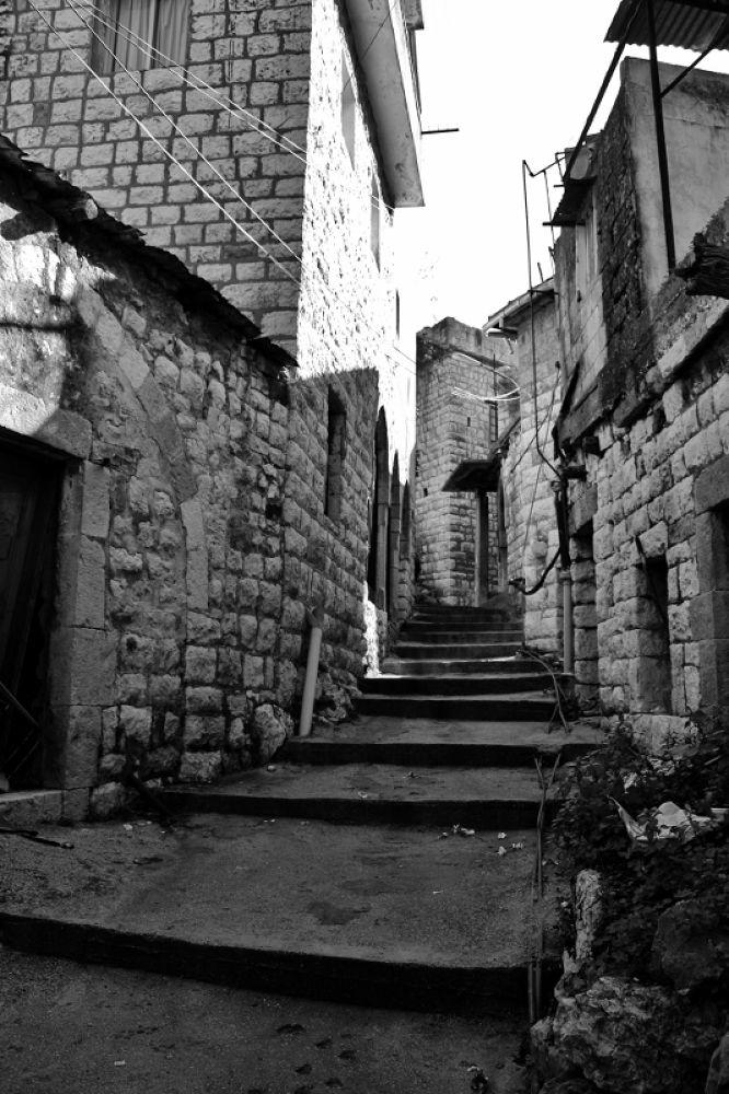 Stairs by sakabedoyan  Jack