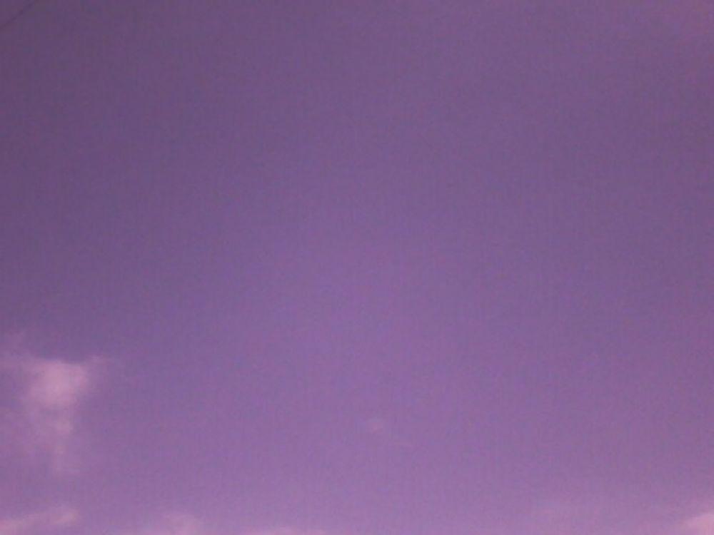 clear purple sky by yulihapsari89