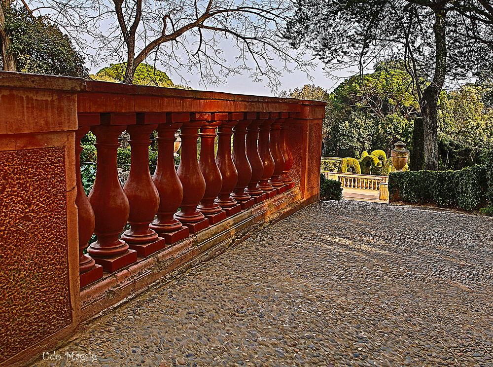 Parque del Laberinto de Horta. Barcelona by udomagsig