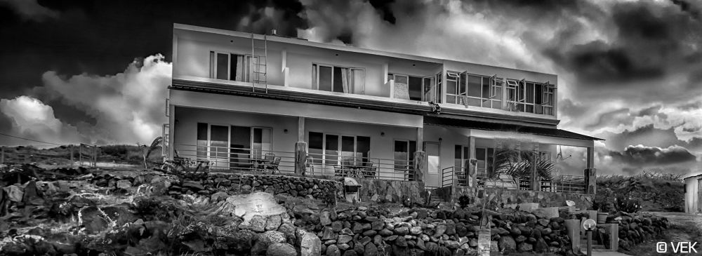 Photo in Random #black and white #house
