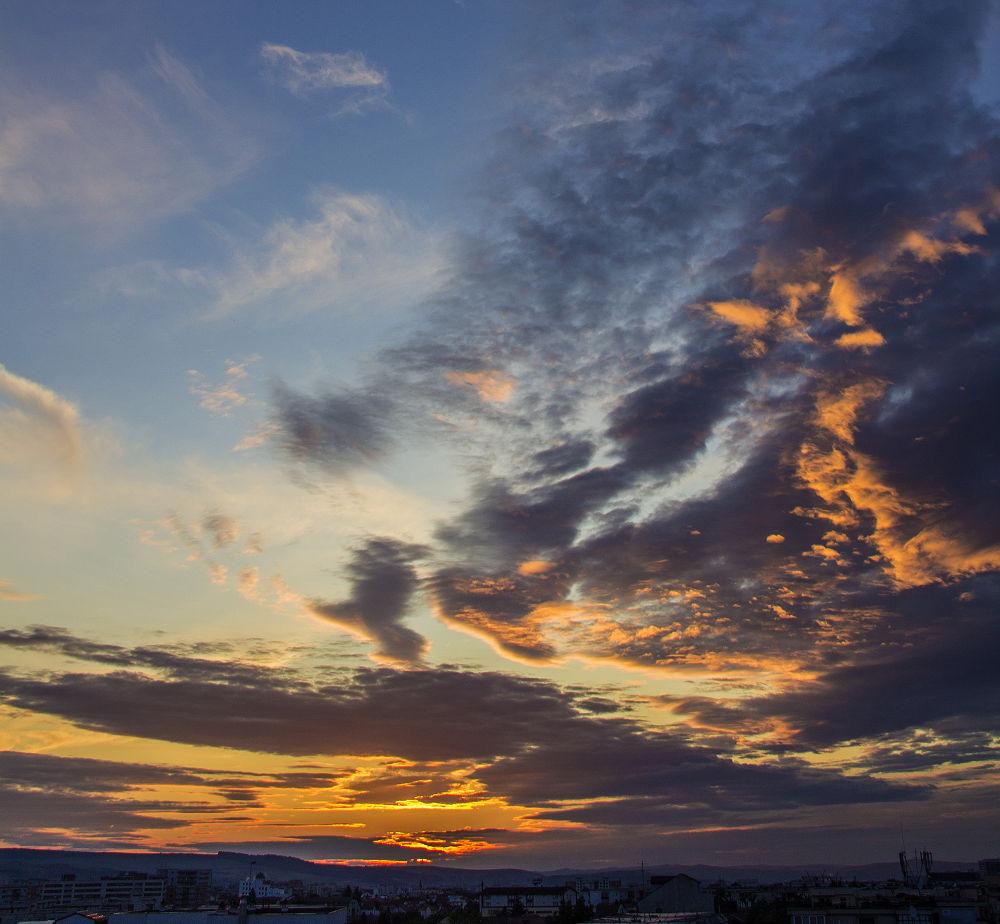 sunrise IMG_3667 by costiniucmircea