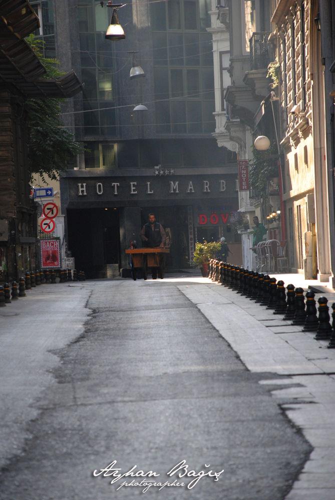 taksim by Ayhan Bağış