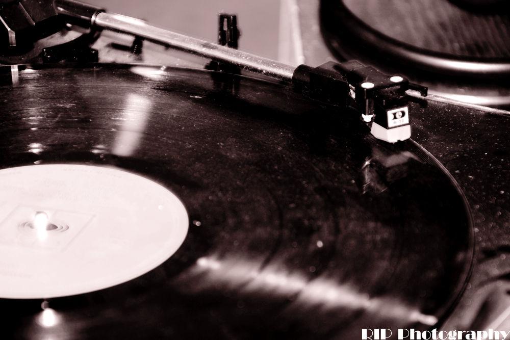 Vinyl by Ahmed Ribani