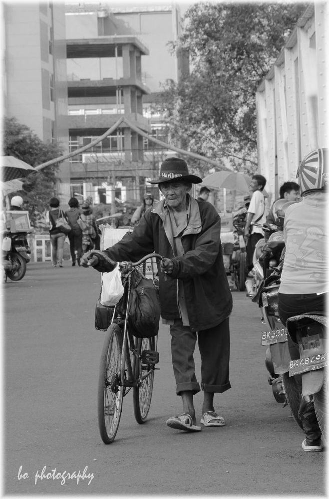 Old man by gilanggumi