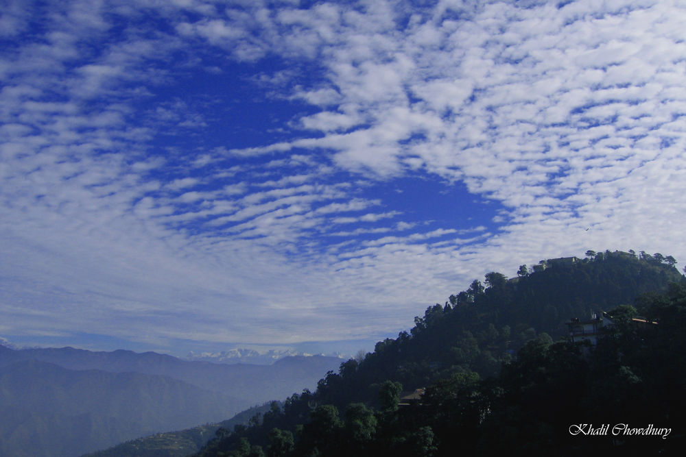 Mussoorie, India by Khalil Chowdhury
