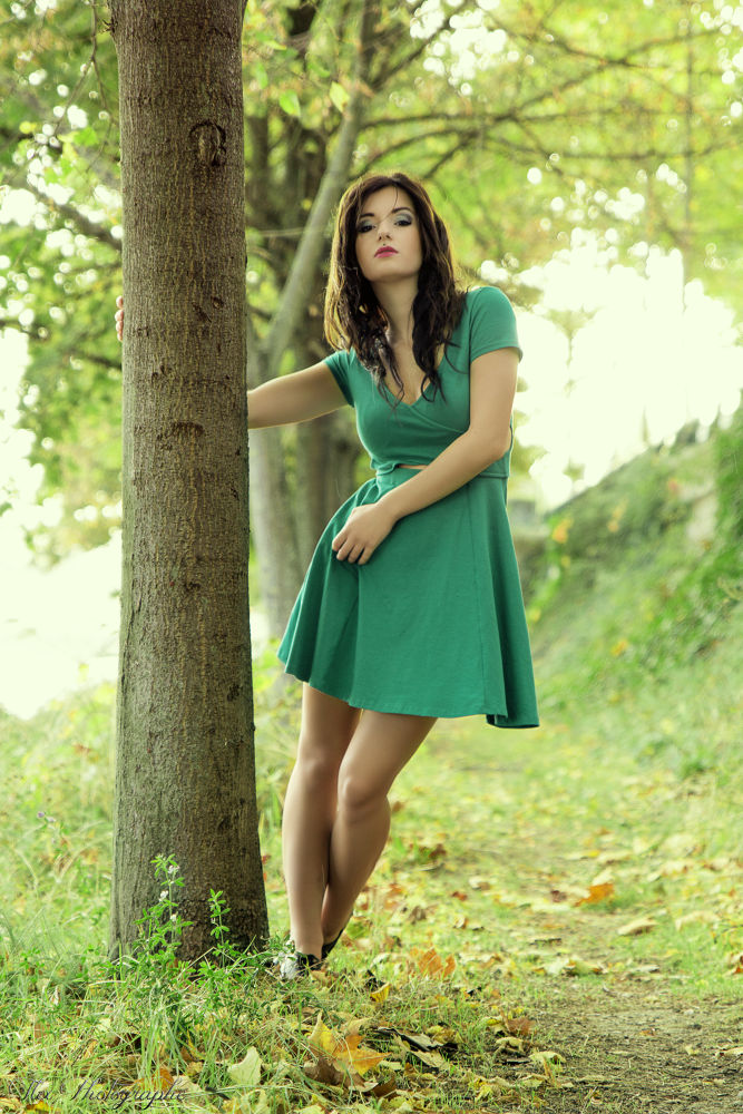 Natural Green 2 by Tlex